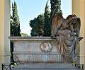 Cimitero Monumentale del Verano Angelo Giulio Monteverde 17042017 1.jpg