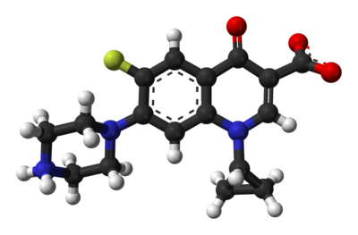 Image result for A Comprehensive Study on Ciprofloxacin