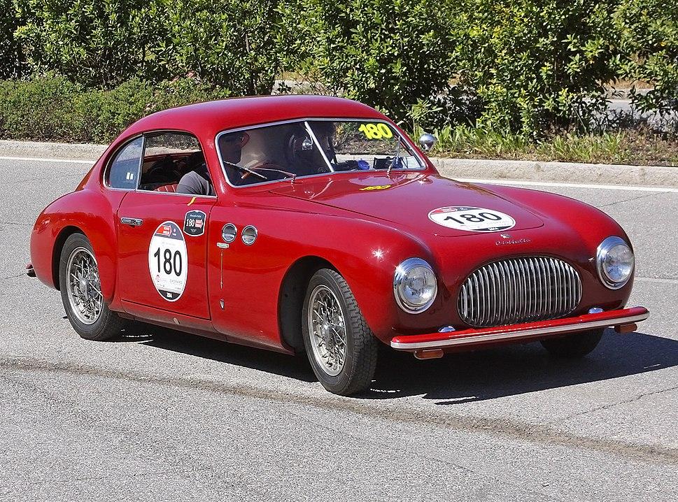 Cisitalia 202 - Mille Miglia 2014 (16987804980)