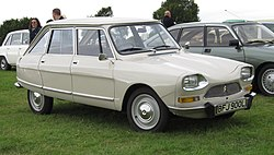 Citroën Ami 8 Berline (1969–1978)
