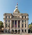 City Hall, Savannah GA, South view 20160705 1.jpg