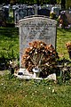 City of London Cemetery gravestone with dried faded wreath 1.jpg