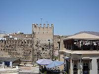 Стены Старой части города Фес