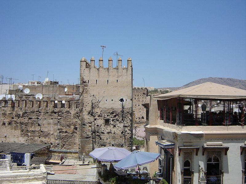 Αρχείο:City wall from Medina.JPG