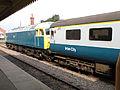 Class 47 at Dereham (8769202343).jpg