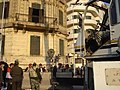 Cleanup after Hosni Mubarak's departure, Cairo, Egypt (from Al Jazeera) - 20120212-06.jpg