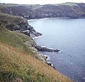 Cliffs north of Bossiney Haven - geograph.org.uk - 481287.jpg