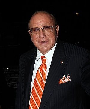 Clive Davis - Clive Davis in New York City on November 13, 2007