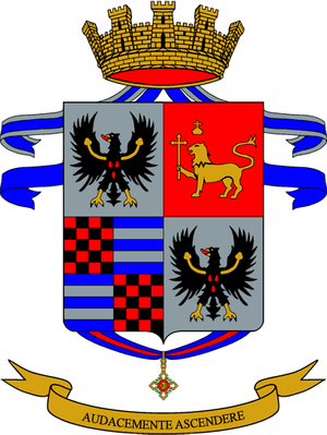 11th Alpini Regiment - Coat of Arms of the 11th Alpini Regiment
