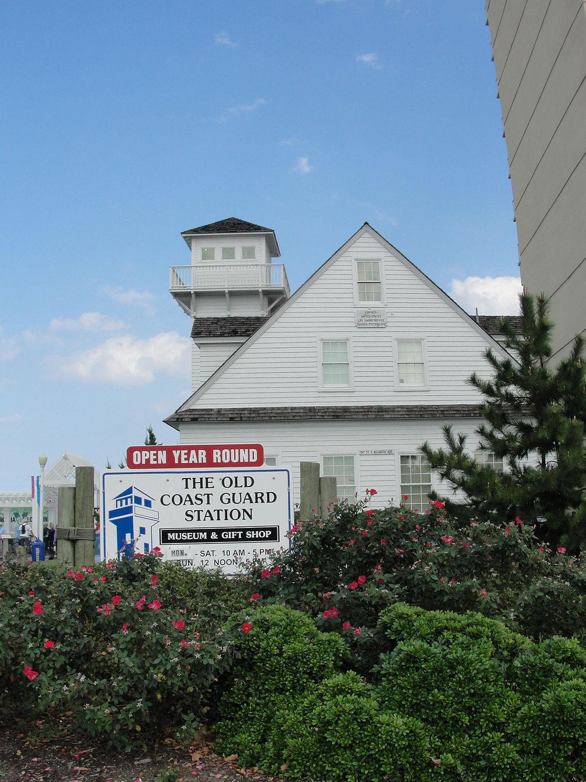 Old Coastguard Station Va Beach