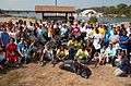 Coastal Clean Up Volunteers. (15010938649).jpg
