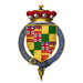 Coat of Arms of Sir John Bourchier, 1st Baron Berners, KG.png