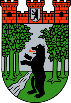 Alt-Treptow - Image: Coat of arms de be treptow 1992
