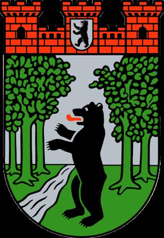 Alt-Treptow - Image: Coat of arms de be treptow 1992