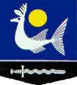 Coat of arms of Zarasai (1969).png