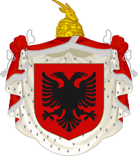 Coat of arms of the Albanian Kingdom (1928-1939).svg