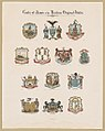 Coats of arms of the thirteen original states LCCN2003663855.jpg