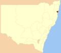 Coffs harbour NSW State Electoral District.png