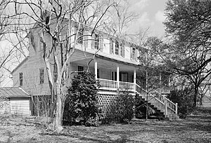 National Register of Historic Places listings in Hampton County, South Carolina - Image: Cohasset