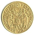 Coin of Peter Vok Rosenberg 1594 av.jpg