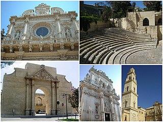 Lecce Comune in Apulia, Italy