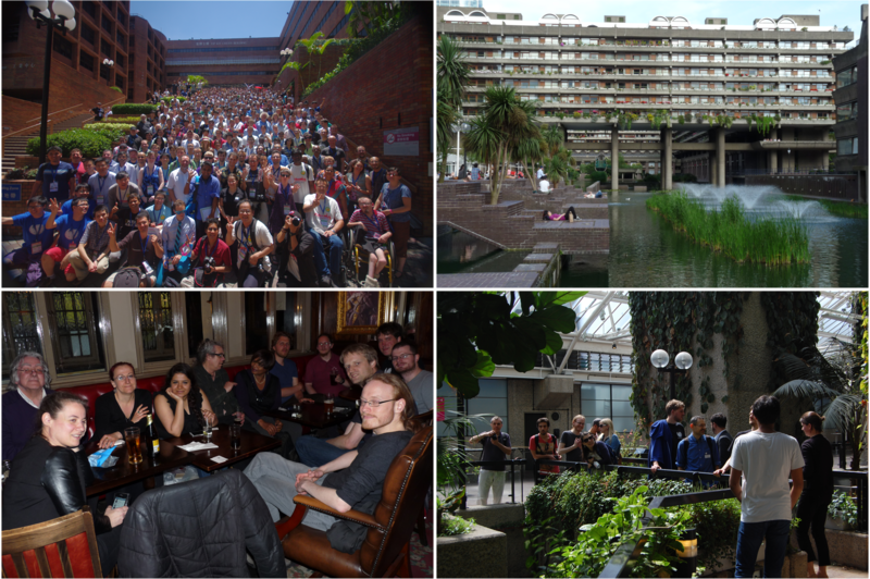 File:Collage of Wikimania 2013 and 2014 images (working).xcf