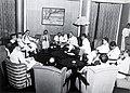 Collectie NMvWereldculturen, TM-60042257, Foto- De Federale conferentie in het Preanger Hotel te Bandoeng, 19 juni 1948.jpg
