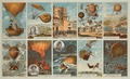 Collecting cards with pictures of events in ballooning history from 1795 to 1846 LCCN2002717347.tif