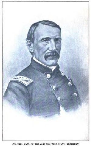 Thomas Cass (colonel) - Colonel Thomas Cass