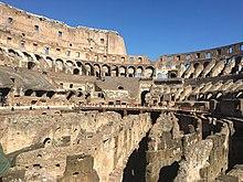 Colosseum Wikipedia