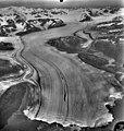 Columbia Glacier, Calving Terminus with Oblique View of Valley Glacier, August 26, 1963 (GLACIERS 1011).jpg