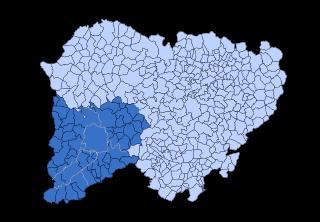Comarca de Ciudad Rodrigo Comarca in Castile and León, Spain