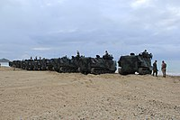 Combat Assault Battalion takes to sea before Cobra Gold 140203-M-GE767-005.jpg