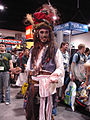Comic-Con 2006 - Cannibal Jack Sparrow (4798575954).jpg
