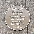 Commemorative plaque to Donald Colman.jpg
