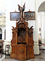 Confessional in the Saint Francis church in Warsaw - 05.jpg