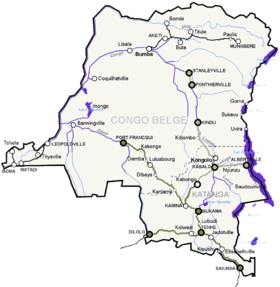 Belgian Congo  Wikipedia