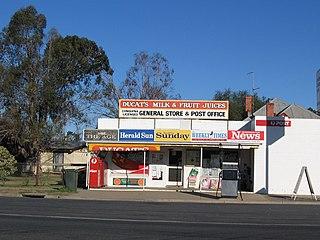 Congupna, Victoria Town in Victoria, Australia