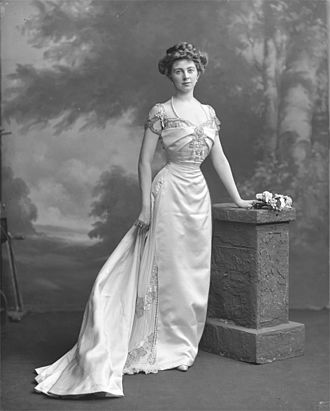 Constance Lewis - The Duchess in 1906