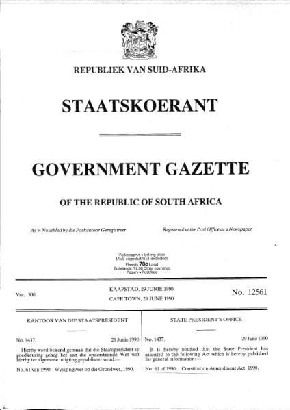 File:Constitution Amendment Act 1990.djvu