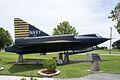 Convair YF2Y-1 Sea Dart 135765 RSideRear FLAirMuse 29Aug09 (14619700023).jpg