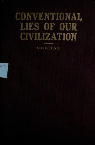 File:Conventional Lies of our Civilization.djvu
