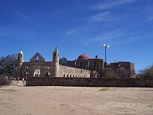 Santiago Apostol Convent. It is located in Cui...