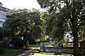 Copped Hall garden path and balustrade, Epping, Essex, England.jpg