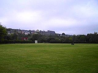 Richard Beamish Cricket Grounds