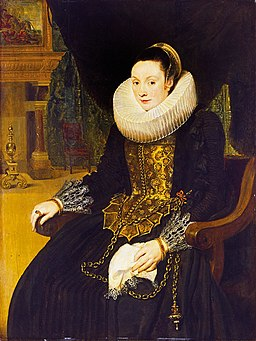 Cornelis de Vos - Portrait of a Lady