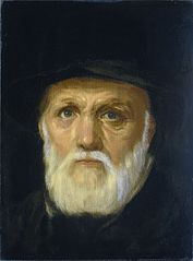 Portrait of Dirck Volkertsz Coornhert, Poet, Philosopher and Engraver