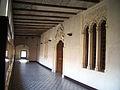 Corredor palacio Reyes Católicos de la Aljafería.jpg