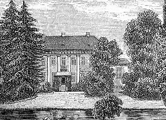 Johan Frederik Classen - Classen built the manor house of Corselitze during the period of 1775-1777.