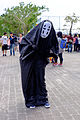 Cosplayer of No-Face, Spirited Away at PF23 20151025.jpg